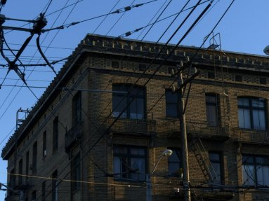 Overhead and overlooked—wires