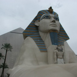 """Question for the Sphinx: """"what do you think""""?"""